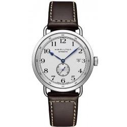 Reloj Hamilton Hombre Khaki Navy Pioneer Small Second Auto H78465553