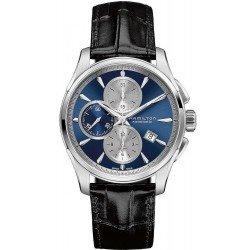 Comprar Reloj Hamilton Hombre Jazzmaster Auto Chrono H32596741