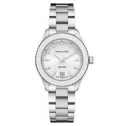 Comprar Reloj Hamilton Mujer Jazzmaster Seaview Quartz H37411111
