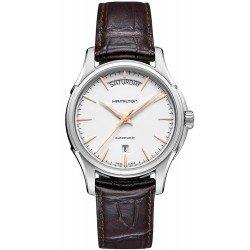 Comprar Reloj Hamilton Hombre Jazzmaster Day Date Auto H32505511