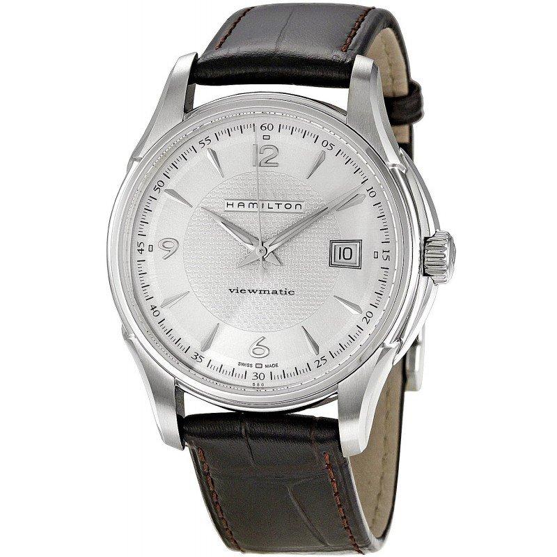 b1840047bd3c Reloj Hamilton Hombre Jazzmaster Viewmatic Auto H32515555 - Joyería ...