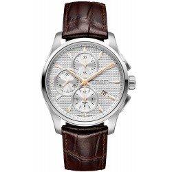 Comprar Reloj Hamilton Hombre Jazzmaster Auto Chrono H32596551