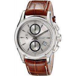 Comprar Reloj Hamilton Hombre Jazzmaster Auto Chrono H32616553