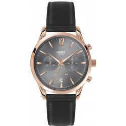Reloj Henry London Unisex Finchley Cronógrafo Quartz HL39-CS-0122