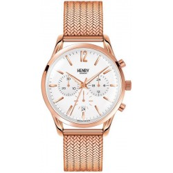 Reloj Henry London Unisex Richmond Cronógrafo Quartz HL39-CM-0034