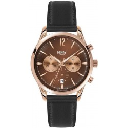 Reloj Henry London Hombre Harrow HL39-CS-0054 Cronógrafo Quartz