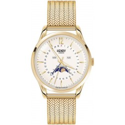 Reloj Henry London Unisex Westminster HL39-LM-0160 Moonphase Quartz