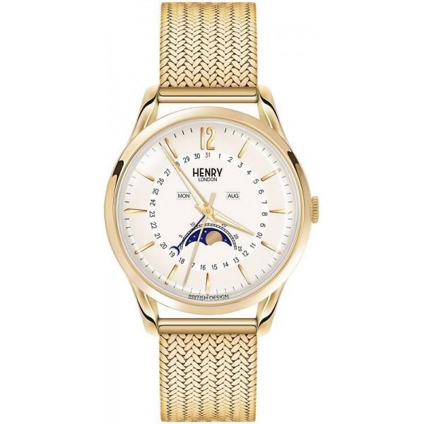 Comprar Reloj Henry London Unisex Westminster HL39-LM-0160 Moonphase Quartz