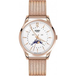 Reloj Henry London Unisex Richmond HL39-LM-0162 Moonphase Quartz