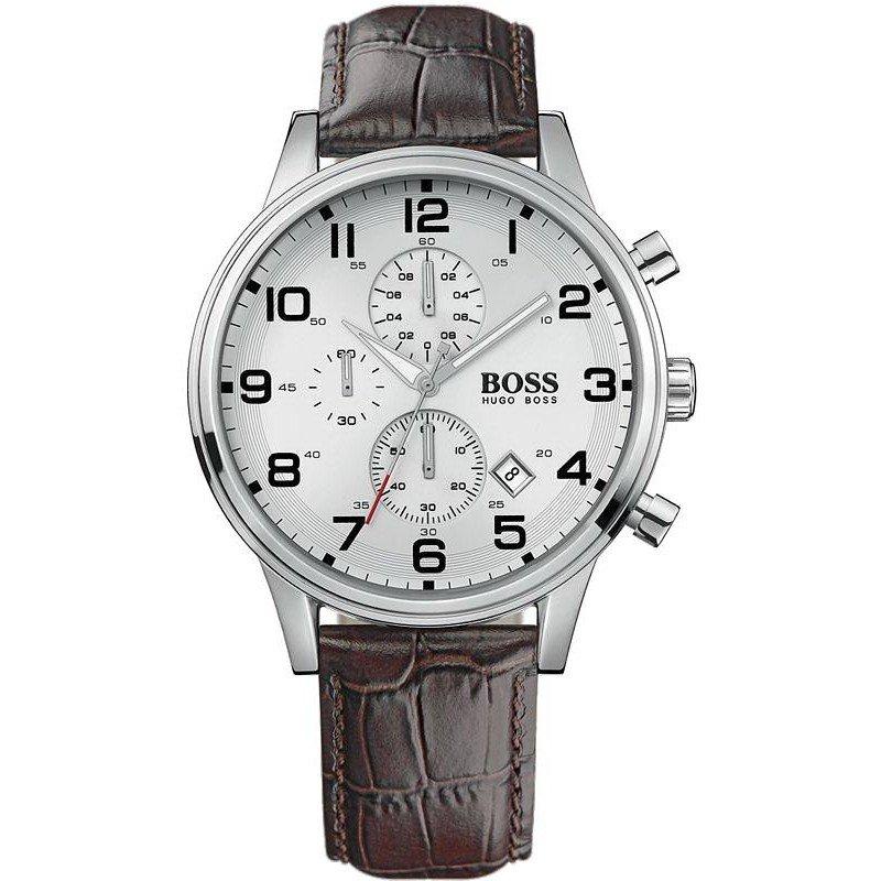 Reloj Hugo Boss Hombre 1512447 Cron 243 Grafo Quartz Joyer 237 A