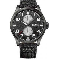 Comprar Reloj Hugo Boss Hombre Aeroliner Multifunción Quartz 1513086