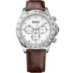 Reloj Hugo Boss Hombre Ikon Cronógrafo Quartz 1513175