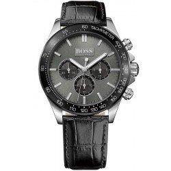 Reloj Hugo Boss Hombre Ikon Cronógrafo Quartz 1513177