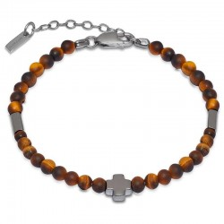 Pulsera Jack & Co Hombre Cross-Over JUB0002