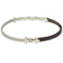 Pulsera Jack & Co Hombre Cross-Over JUB0025