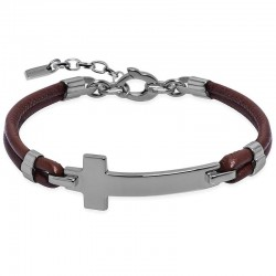 Pulsera Jack & Co Hombre Cross-Over JUB0032