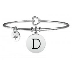 Pulsera Kidult Mujer Symbols Letra D 231555D