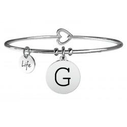 Pulsera Kidult Mujer Symbols Letra G 231555G