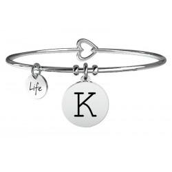 Pulsera Kidult Mujer Symbols Letra K 231555K