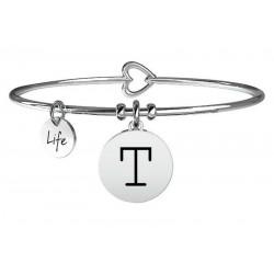 Pulsera Kidult Mujer Symbols Letra T 231555T