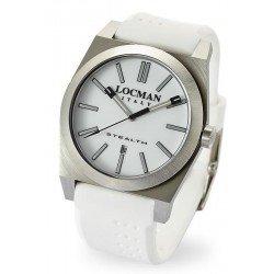 Reloj Locman Hombre Stealth Quartz 020100WHNNKSIW