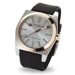 Reloj Locman Hombre Stealth Quartz 02010RAGF5N0SIK