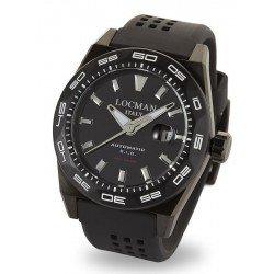 Reloj Locman Hombre Stealth 300MT Automático 0215V4-KKCKNKS2K