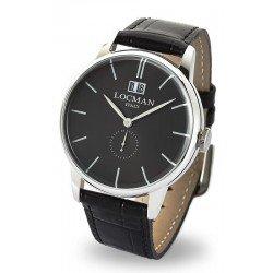 Comprar Reloj Locman Hombre 1960 Gran Data Quartz 0252V01-00BKNKPK