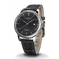 Comprar Reloj Locman Hombre 1960 Automático 0255A01A-00BKNKPK