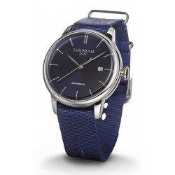 Comprar Reloj Locman Hombre 1960 Automático 0255A02A-00BLNKNB