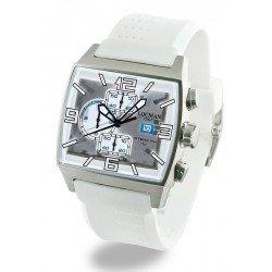 Reloj Locman Hombre Stealth Cronógrafo Quartz 030100WHFSK0SIW