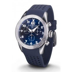 Comprar Reloj Locman Hombre Isola d'Elba Cronógrafo Quartz 0460A02-00BLWHSB