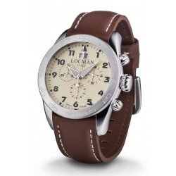 Comprar Reloj Locman Hombre Isola d'Elba Cronógrafo Quartz 0460A04-00AVBKPN