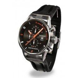 Reloj Locman Hombre Montecristo Cronógrafo Quartz 051000BKFOR0GOK