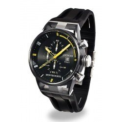 Reloj Locman Hombre Montecristo Cronógrafo Quartz 0510BKBKFYL0GOK