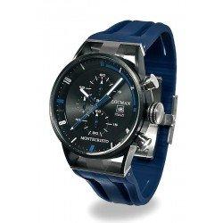Reloj Locman Hombre Montecristo Cronógrafo Quartz 0510KNBKFBL0GOB