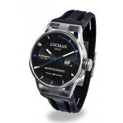 Comprar Reloj Locman Hombre Montecristo Automático 051100BKFBL0GOK