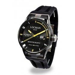 Reloj Locman Hombre Montecristo Automático 0511BKBKFYL0GOK