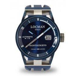 Comprar Reloj Locman Hombre Montecristo Automático 0511BLBLFWH0SIB