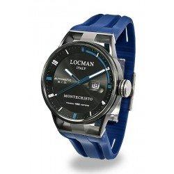 Comprar Reloj Locman Hombre Montecristo Automático 0511KNBKFBL0GOB