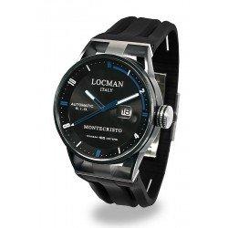 Comprar Reloj Locman Hombre Montecristo Automático 0511KNBKFBL0GOK
