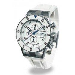 Comprar Reloj Locman Hombre Montecristo Professional Cronógrafo 051200WBWHNKSIW