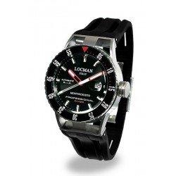 Comprar Reloj Locman Hombre Montecristo Professional Diver Automático 051300KRBKNKSIK