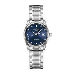 Comprar Reloj Longines Mujer Master Collection Automático L22574976