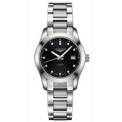 Reloj Longines Mujer Conquest Classic L22854586 Automático