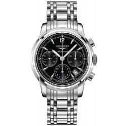 Reloj Longines Hombre Saint-Imier Cronógrafo Automático L27524526