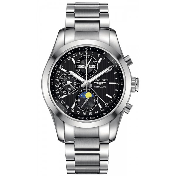 Comprar Reloj Longines Hombre Conquest Classic Chronograph Automatic L27984526
