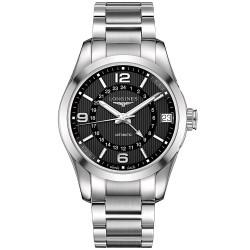 Reloj Longines Hombre Conquest Classic L27994566 GMT Automático