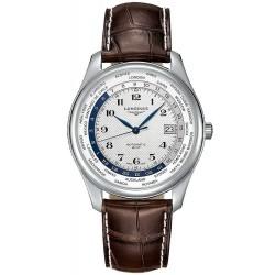 Comprar Reloj Longines Hombre Master Collection GMT Automático L28024703