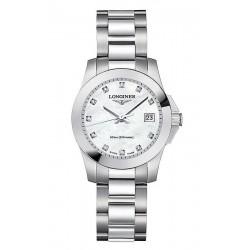 Comprar Reloj Longines Mujer Conquest Classic L32774876 Quartz